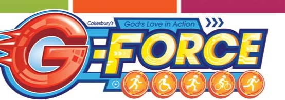 VBS G-Force - Logo
